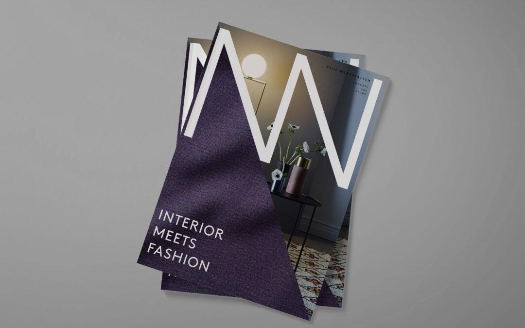 Frisch aus der Druckerei – Das neue Werkstätten Magazin